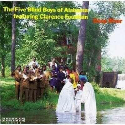 Five Blind Boys Of Alabama - Deep River CD Album 4630