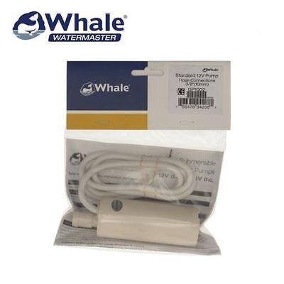 Whale GP1002 12V Submersible Water Pump for Caravan Motorhome Boat Horsebox