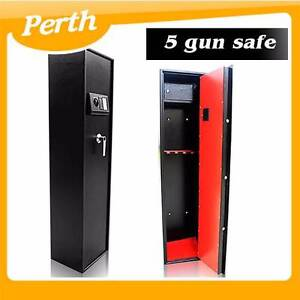 Gun Safe Firearm with Ammo Security Box WA (5,10,14 gun) Jandakot Cockburn Area Preview