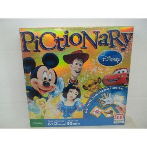 Pictionary Cards: Games   eBay