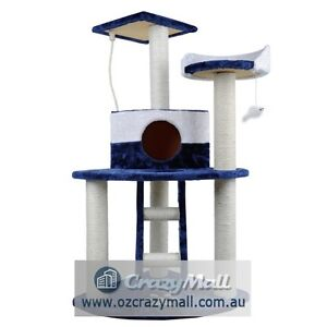Cat Tree Scratching Pole 120cm Height Melbourne CBD Melbourne City Preview