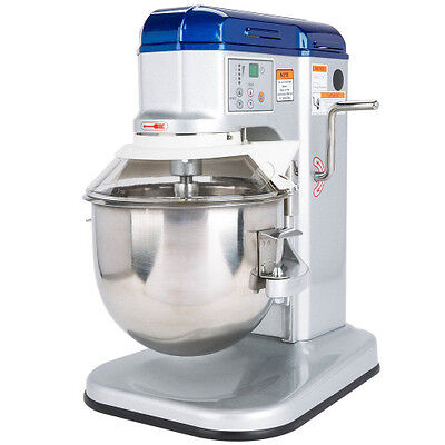 Vollrath 40756 10-quart Commercial Grade Countertop Planetary Mixer