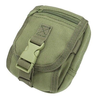 Condor MA26 OD GREEN Tactical MOLLE PALS Gadget Tool Camera Cell Phone Pouch
