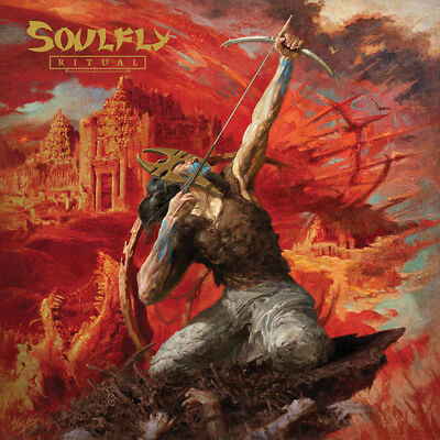 Soulfly - Ritual [CD New]