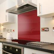 Coloured Glass Splash Backs