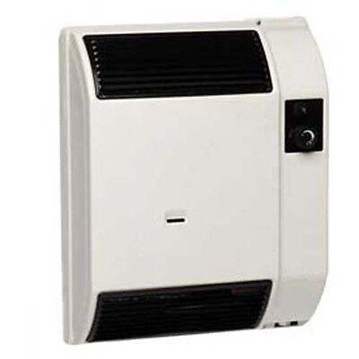 Propane Direct Vent Furnace Heater - 7700 Btu - Built-in Thermostat - Vent Kit