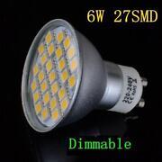 GU10 LED 6W