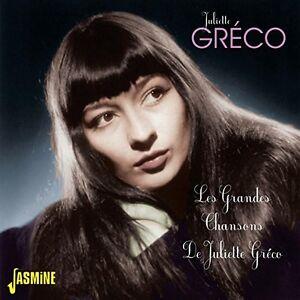 JULIETTE GRECO - LES GRANDES CHANSONS  CD NEU