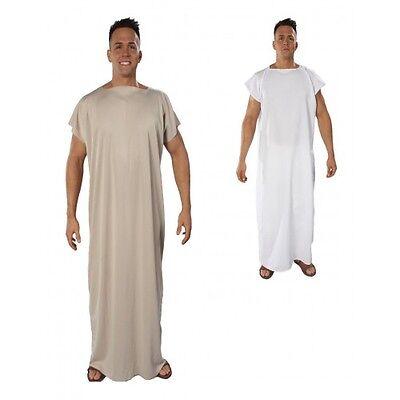 BIBLICAL ROMAN GREEK GOD TOGA COSTUME GOWN ROBE TUNIC SHEPARD JOSEPH DREAMCOAT (Greek God Costumes)
