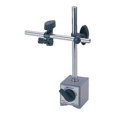 Mitutoyo 7010s Magnetic Stand 6 Rod Universal Clamp