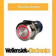 Schalter 12V LED
