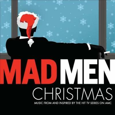 VARIOUS ARTISTS - MAD MEN CHRISTMAS: MUSIC FROM AND INSPIRED BY THE HIT AMC TV S ()