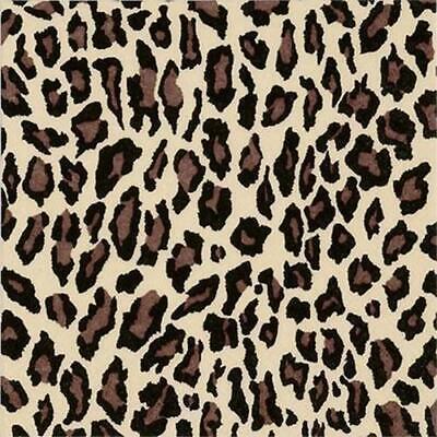 Leopard Print Paper Plates (Leopard Print Party Paper Lunch Napkins x)