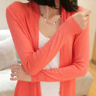 Cotton Blend Cardigan Regular XL Sweaters for Women