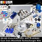 Honda Civic SI Turbo Kit