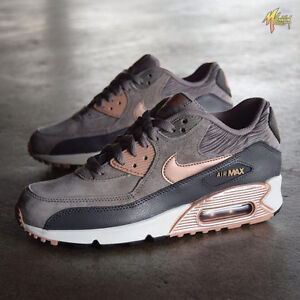 Nike Air Max Rose Gold Beige RARE not sold in Canada