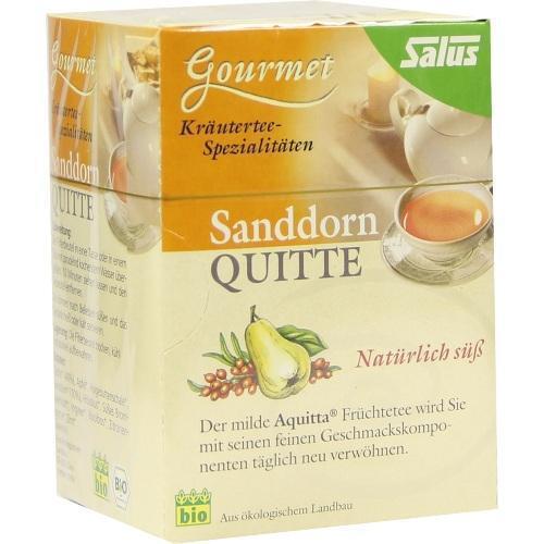 SANDDORN QUITTE Salus Filterbeutel 15 St