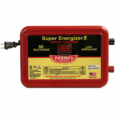 Parmak Super Energizer 5 Fencer