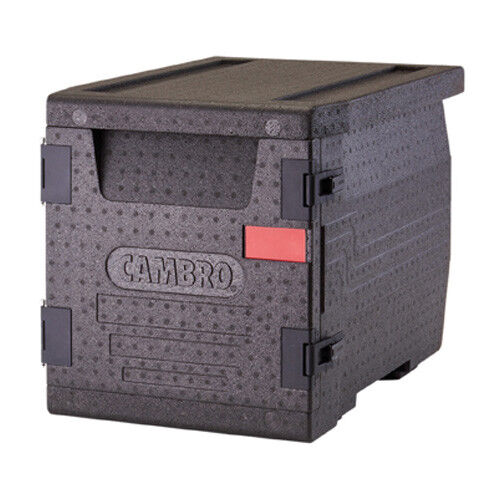 Cambro EPP300110 Cam GoBox Insulated Carrier, Front Load, 63.4 Qt.