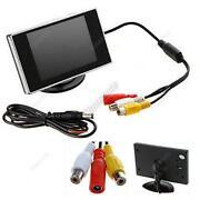 12V LCD Monitor