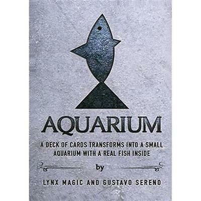 Aquarium by Joao Miranda Magic and Gustavo Sereno - Magic Tricks