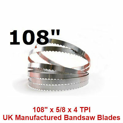 "Butchers Meat Bandsaw Blades (10 Pack) - 108"""