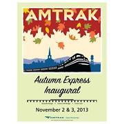 Amtrak Pin