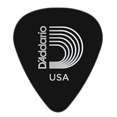 Planet Waves Duralin Guitar Picks, Extra Heavy, 100 (100 Planet Waves Picks)