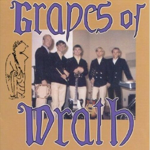 Grapes of Wrath, The Grapes of Wrath - Grapes of Wrath [New CD]