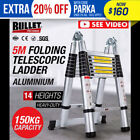 Aluminium Extension Ladder Ladders