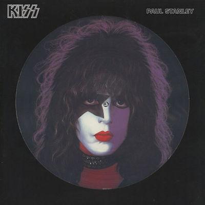 Kiss   Paul Stanley   Picture Disc Vinyl Album Lp   Brand New Mint