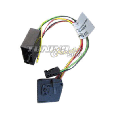 Adapter Cable Loom Set Fits Mercedes Audio 10 20 CD Aps 30 on Comand 2.0