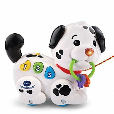 Vtech Pull (VTech Pull and Sing Puppy Educational Toys For 1 to 3 Year Old Toddlers)
