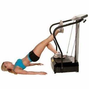 CRAZY FIT MASSAGE WORK OUT EXERCISE MACHINE STATE OF THE ART ! Cambridge Kitchener Area image 10