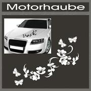 Autoaufkleber Schmetterling