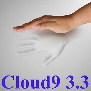 CLOUD9-3-3-QUEEN-3-MEMORY-FOAM-MATTRESS-PAD-TOPPER-W-COVER