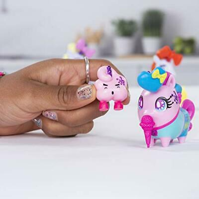 Collectible Surprise Unicorn with Mystery Accessories Uni-verse for Kids...