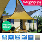 Triangle Shade Sails