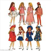Barbie Patterns