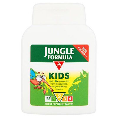 Jungle Formula 125 ml Insect Repellent Lotion for Kids