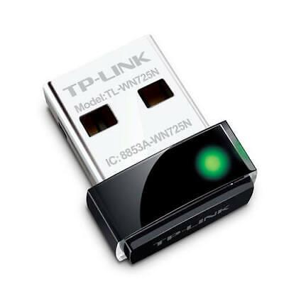Adaptador de Red TP-LINK TL-WN725N USB2.0 WiFi.n/150Mbps Nano