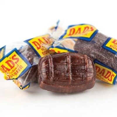 Dad's Root Beer Barrels - Pick a size! - Free Expedited Shipping - Root Beer Barrels