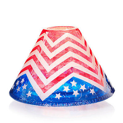 Yankee Candle American Dream Chevron Jar candle  Shade Just Love IT
