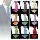 Silk Blend Woven Ties for Men