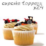 Racing Car Cake Topper