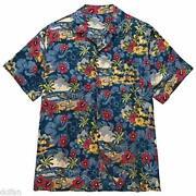 Disney Aloha Shirt