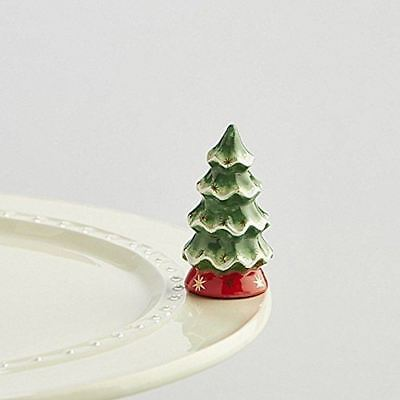 Nora Fleming Christmas Tree Mini - Nora Fleming O' Tannenbaum Mini A173