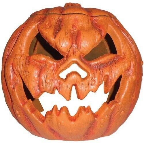 Rotting Pumpkin Halloween Decoration - Life Size