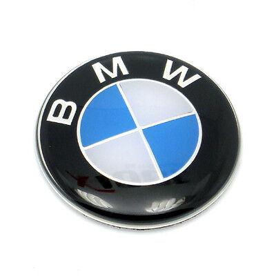45 mm New BMW Car Steering Wheel Emblem Badge Logo Sticker Fits For BMW