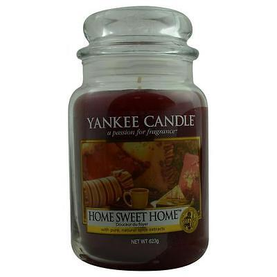 Yankee Candle Home Sweet Home Scented Large Jar 22 oz